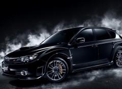 Fonds d'écran Voitures Subaru-Impreza-STi-