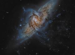 Fonds d'écran Espace NGC 3314