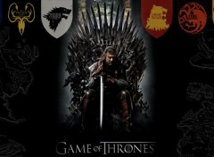 Wallpapers TV Soaps Eddard Stark