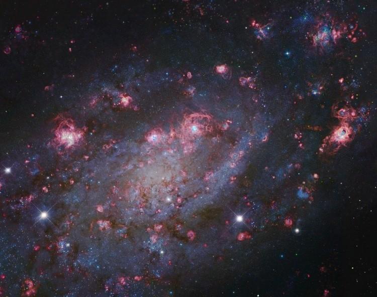 Wallpapers Space Stars - Nebulae NGC 2403