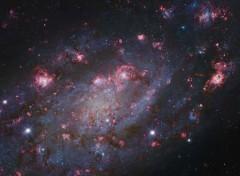 Fonds d'écran Espace NGC 2403