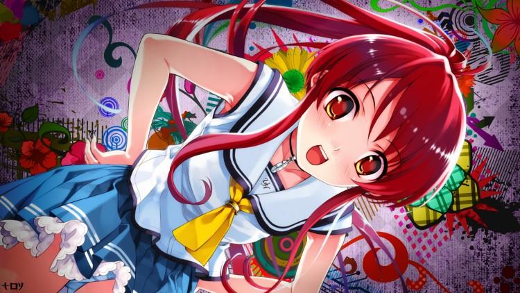 Fonds d'écran Manga Divers Color
