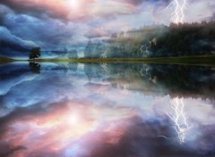 Wallpapers Nature Apocalypse lake