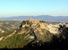 Fonds d'écran Nature Civita di Bagnoregio