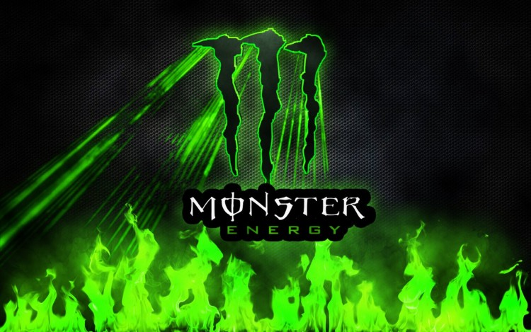 Wallpapers Objects Beverages - Alcohol Monster Energy