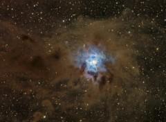 Fonds d'écran Espace NGC 7023