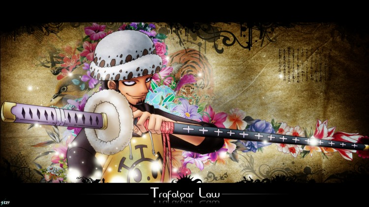 Wallpapers Manga One Piece Law