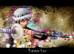Wallpapers Manga Law