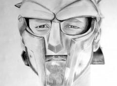 Fonds d'écran Art - Crayon gladiator maximus