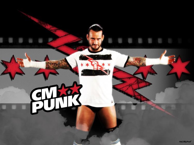 Fonds d'écran Sports - Loisirs Catch CM Punk