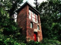 Fonds d'écran Constructions et architecture La maison de batman