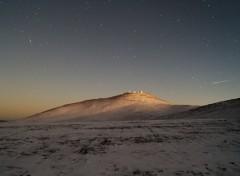 Fonds d'écran Nature Neige dans l'Atacama