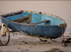 Fonds d'écran Bateaux Barque