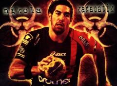 Fonds d'écran Sports - Loisirs Nikola KARABATIC