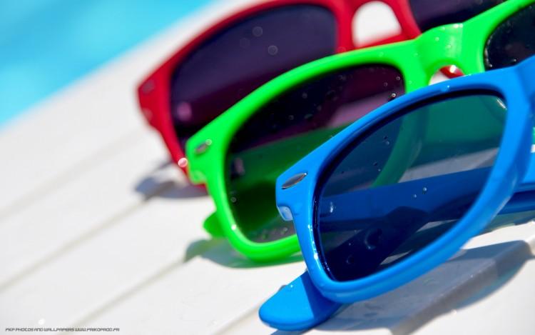 Fonds d'écran Objets Divers Sun colors