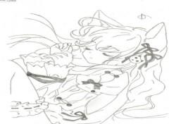 Fonds d'écran Art - Peinture Neko