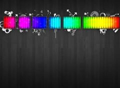 Fonds d'écran Art - Numérique RainbowDesk