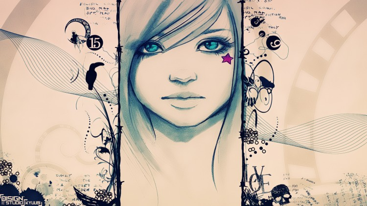 Wallpapers Digital Art Characters D!!