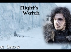 Fonds d'écran Séries TV Jon Snow