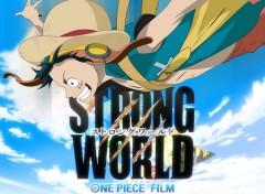 Fonds d'écran Manga Luffy