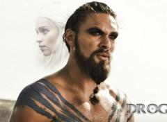 Fonds d'écran Séries TV Khal Drogo