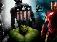 Wallpapers Movies The Avengers