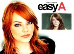 Fonds d'écran Cinéma Easy A - Emma Watson