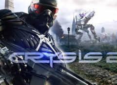 Fonds d'écran Jeux Vidéo Crysis-Mixed