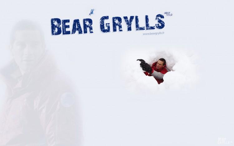 Fonds d'écran Célébrités Homme Bear Grylls Wallpaper N°286043