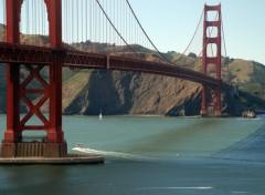 Fonds d'écran Constructions et architecture Le Golden Gate