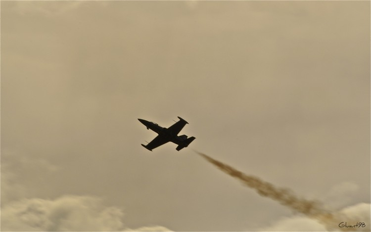 Fonds d'écran Avions Meetings aériens Breitling Jet Team
