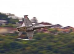 Fonds d'écran Avions F/A 18 Hornet