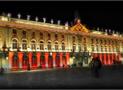 Wallpapers Constructions and architecture place stanislas