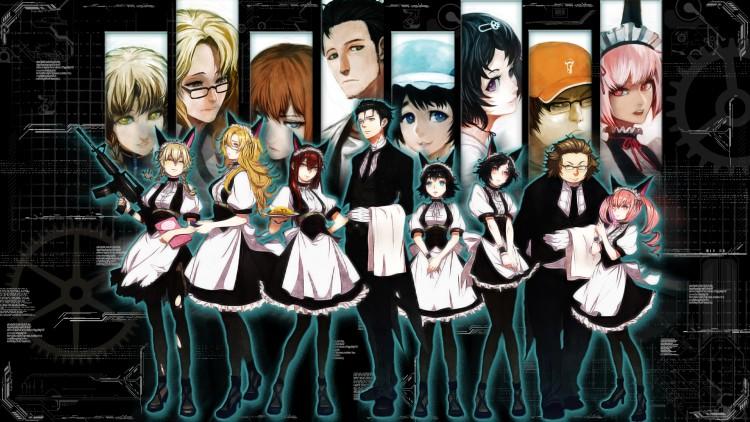Fonds d'écran Manga Steins;Gate Steins;Gate