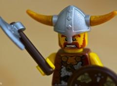 Wallpapers Brands - Advertising Guerrier Viking