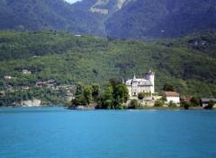Fonds d'écran Nature lac d'annecy
