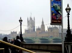 Fonds d'écran Voyages : Europe Chateau de Londres