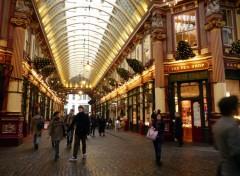 Fonds d'écran Voyages : Europe Leadenhall Market