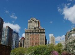 Fonds d'écran Voyages : Amérique du nord Printemps à New York