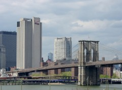 Wallpapers Trips : North America New York - Pont de Brooklyn