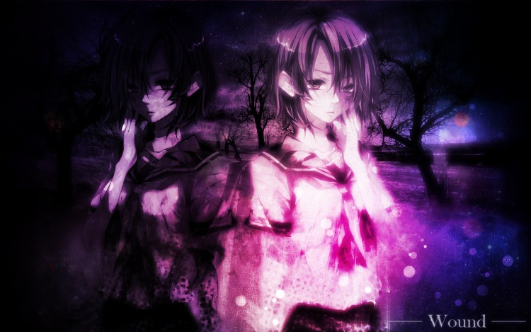 Wallpapers Manga Miscellaneous Wound