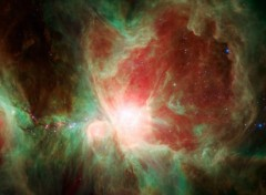 Wallpapers Space Nébuleuse d'Orion