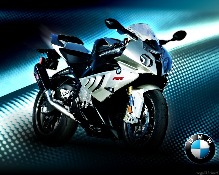 Bmw Moto Hd Wallpapers Hd Car Wallpapers: Wallpapers Motorbikes > Wallpapers BMW BMW S1000RR By