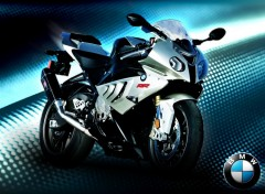 Fonds d'écran Motos BMW S1000RR
