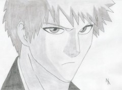Wallpapers Art - Pencil Ichigo
