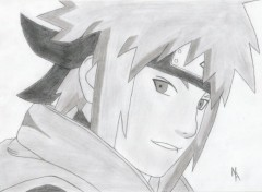 Wallpapers Art - Pencil Yondaime
