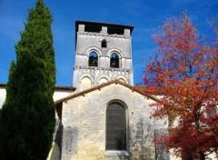 Fonds d'écran Constructions et architecture clocher de l'abbaye