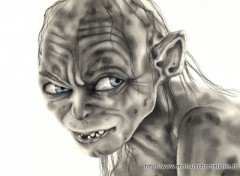 Wallpapers Movies Gollum