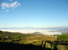 Fonds d'écran Nature sur les hauteurs ( san pere de rhodes- espagne)