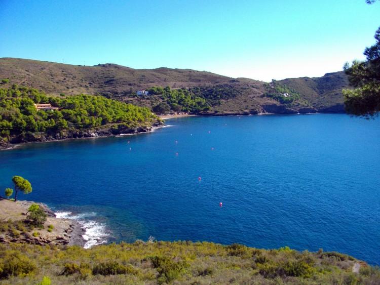 Wallpapers Nature Seas - Oceans - Beaches crique sur la costa brava (espagne)